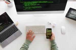 Programming website design
